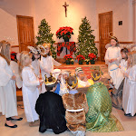 St. Julia Parish Gospel Pageant and Christmas Pops Concert- 2012