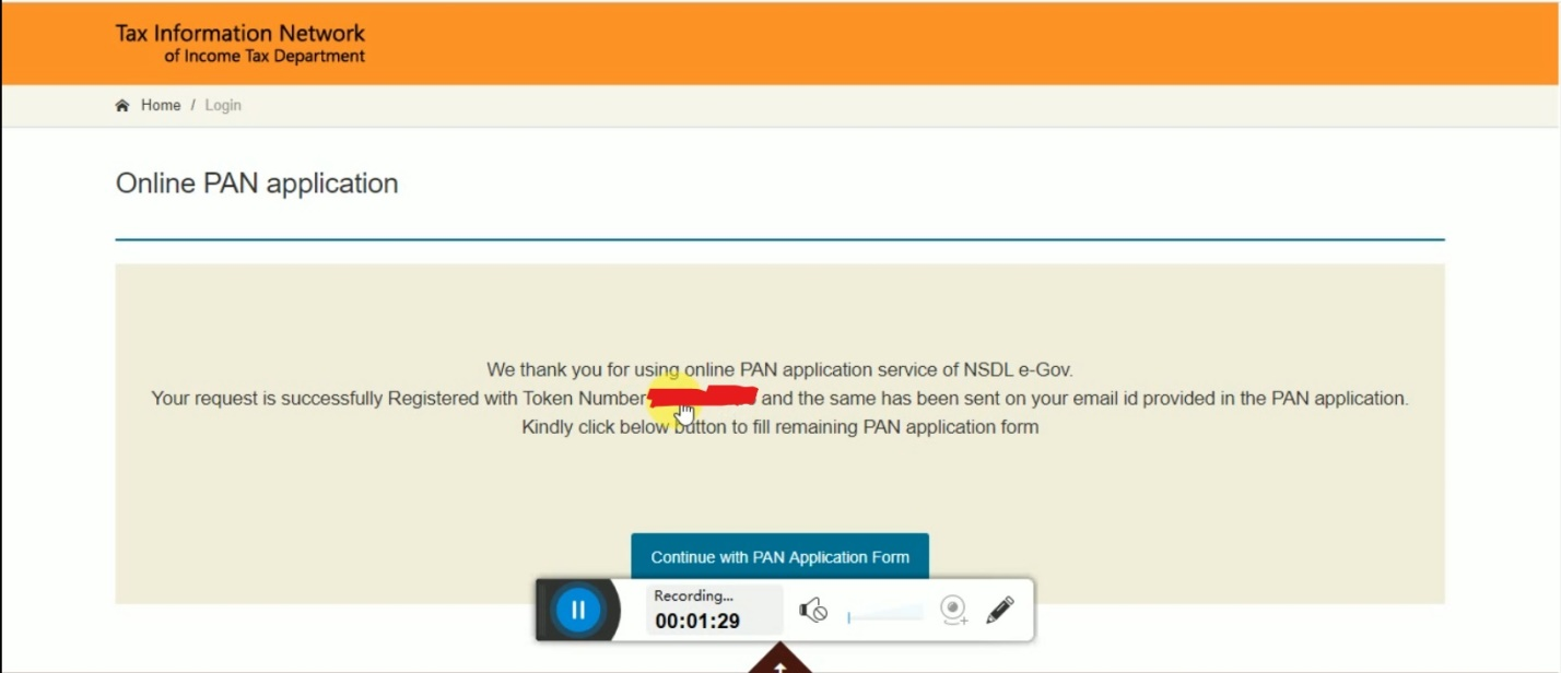Online Pan Card Kaise Banaye ?