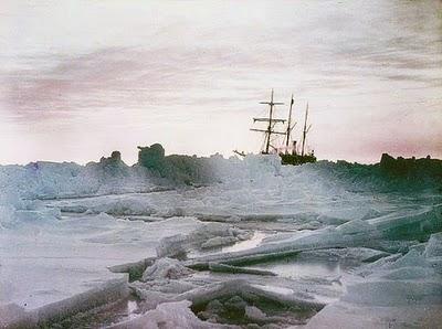 صور لقارة انترتيكيا عام 1914 -غرائب و عجائب -منتهى