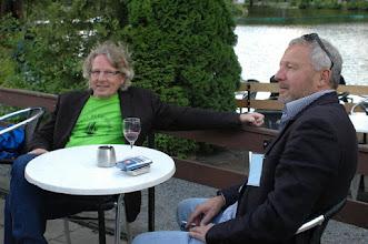 Photo: Leif och Kvarnis softar - äntligen
