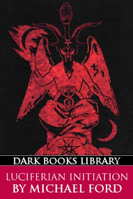 Cover of Michael Ford's Book Luciferian Initiation (Via Nocturne)