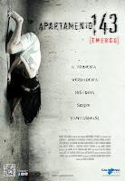 Resenha e cartaz do filme Apartamento 143 (Emergo), de Carles Torrens