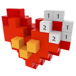 3D Pixel Art - Color By Number & Sandbox Coloring
