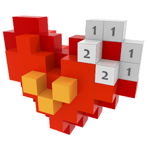 3D Pixel Art - Color By Number & Sandbox Coloring for PC