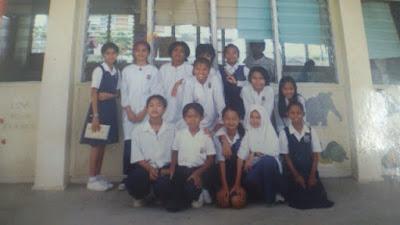 Dalam Kenangan SK. Kepayan Student 1991 - 1996