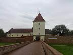 Das Schloss Nádasdy-vár Művelődési Központ és Könyvtár Sárvár