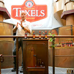 guided tour of the Texels Brewery in Texel, Noord Holland, Netherlands
