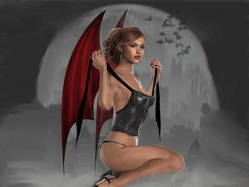 Vampire Samurai, Vampire Girls 1