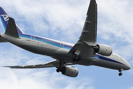 Самолет Boeing-787 Dreamliner