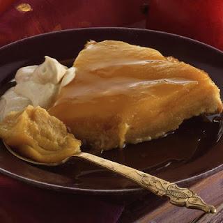 Saffron Mango Tart