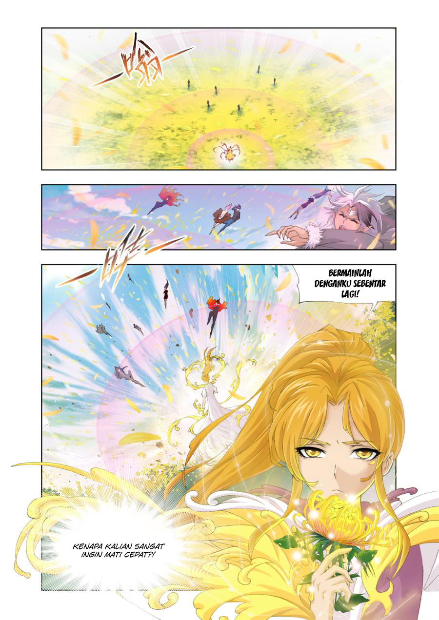 Baca Manga Soul Land Chapter 125 Komik Station