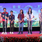 Annual Day - 2015 (29-11-2015) Welcome Song by Witty Choir