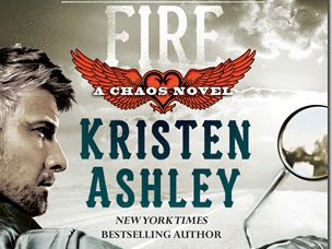 New Release: Walk Through Fire (Chaos #4) by Kristen Ashley