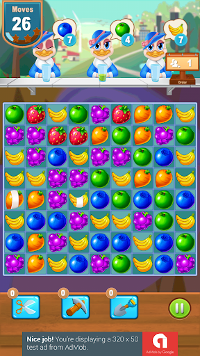 Juice Fun Fruits Match screenshot 4