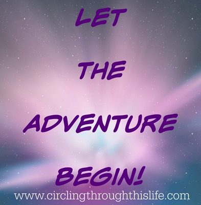 Alphabet Blogging ~ A is for Adventure!