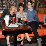 OIC - ENTSIMAGES.COM - Gogglebox's Mr and Mrs Gilbey, Anna Kennedy OBE (Autism campaigner and contestant on the People's Strictly)  and Dermot McNamara at the Channel 5  launch of Gambling Awareness Day London 6th March 2015 Photo Mobis Photos/OIC 0203 174 1069