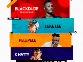 [MUSIC]: Blackdude - Black World ft. Leke Lee x PelePele x Cnatty