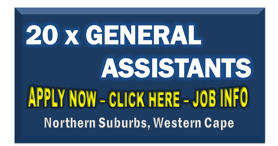 20 General Assistants