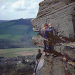 09-1983_8 Graham Hayes & Robin Wilson, Valkyrie, Froggatt.jpg