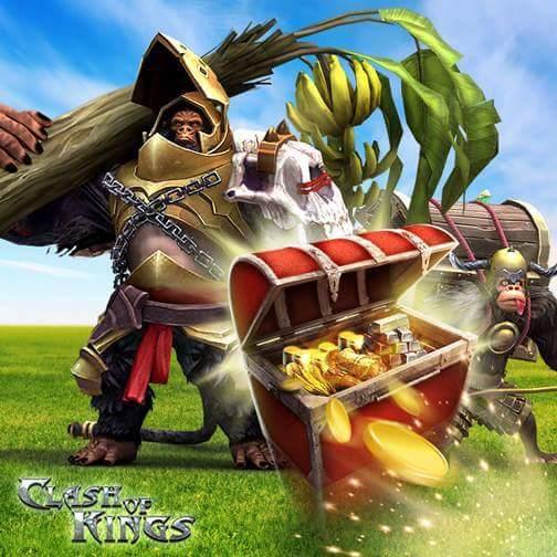 Clash of Kings 3. Yıl Kutlamalarına Devam Ediyor