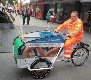 Flexiporter Bike