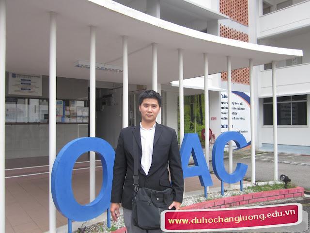 Du học Singapore – Ngành Nhà hàng & Dịch vụ tại Trường Cao đẳng quốc tế OSAC