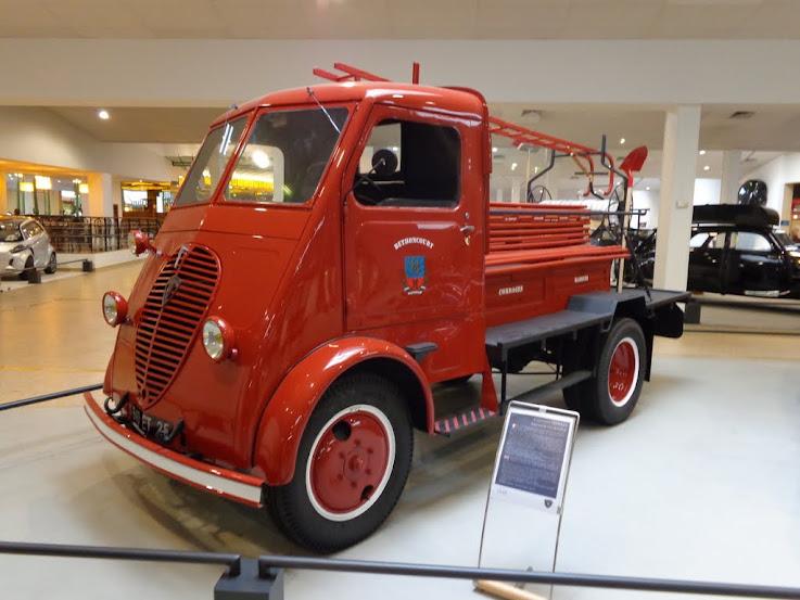 Musée de l'aventure Peugeot à Sochaux DSC01269