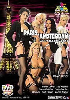 Paris-Amsterdam Capitales du Sexe