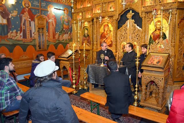 Pr. Vasile Cretu - Sf. Ilie - Gorgani, Sf. Antonie cel Mare - (4)