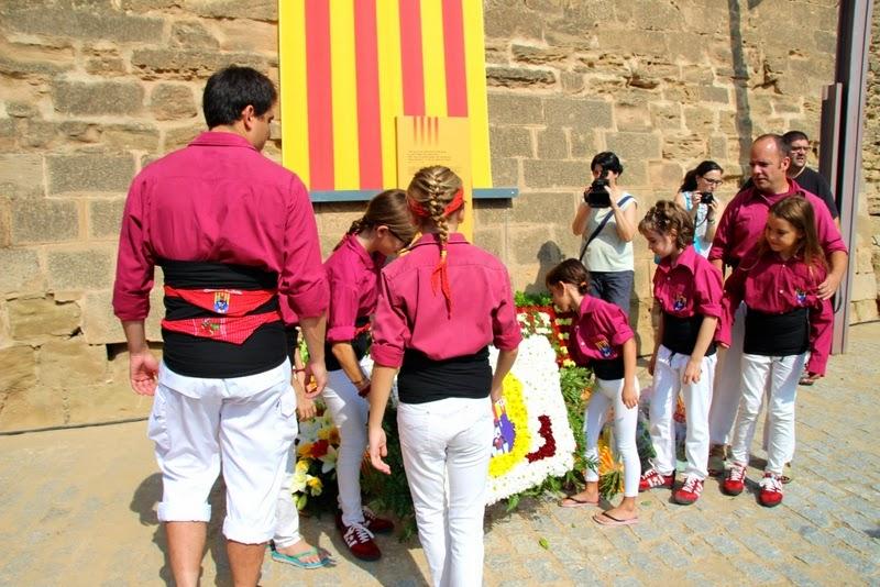 Ofrena Floral Diada de Catalunya  11-09-14 - IMG_3709.JPG