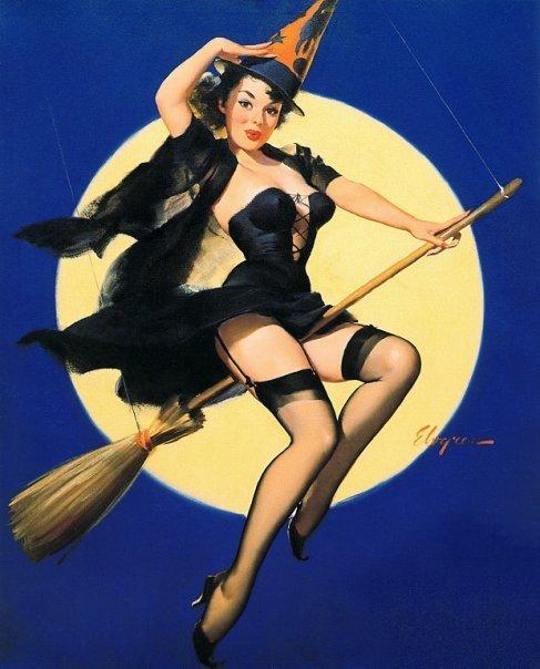 Broom Wiccan Moon, Moon Magic