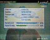 BREKING FIRST: #LUCKTV TEST TRANSMISSON STARTED ON INTELSAT20@68.0E SATTELITE AND SOON NSS6 SAT DD FREE DISH. Parameter Details: LUCK TV Satellite ... 1