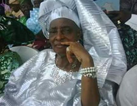 Iyalode of Ibadan, Alhaja Aminat Abiodun, is dead