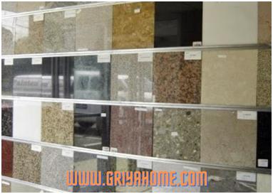 Pilihlah bahan keramik yang berkualitas