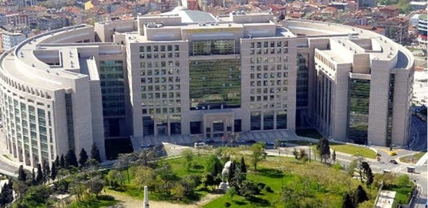 Istanbul Çağlayan Justice Palace 2