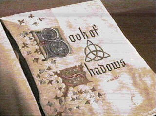 Books Shadows Front, Book Of Shadows