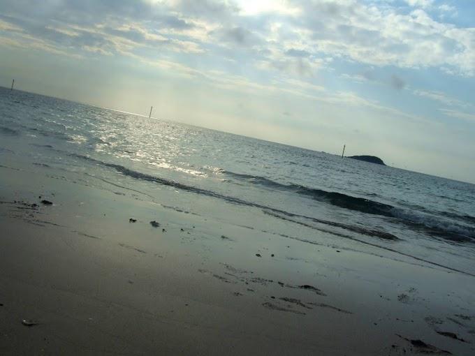 345 #海 #夏 #風景 #夕暮れ