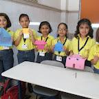 Origami Activity 23-9-14 (Grade I & II)