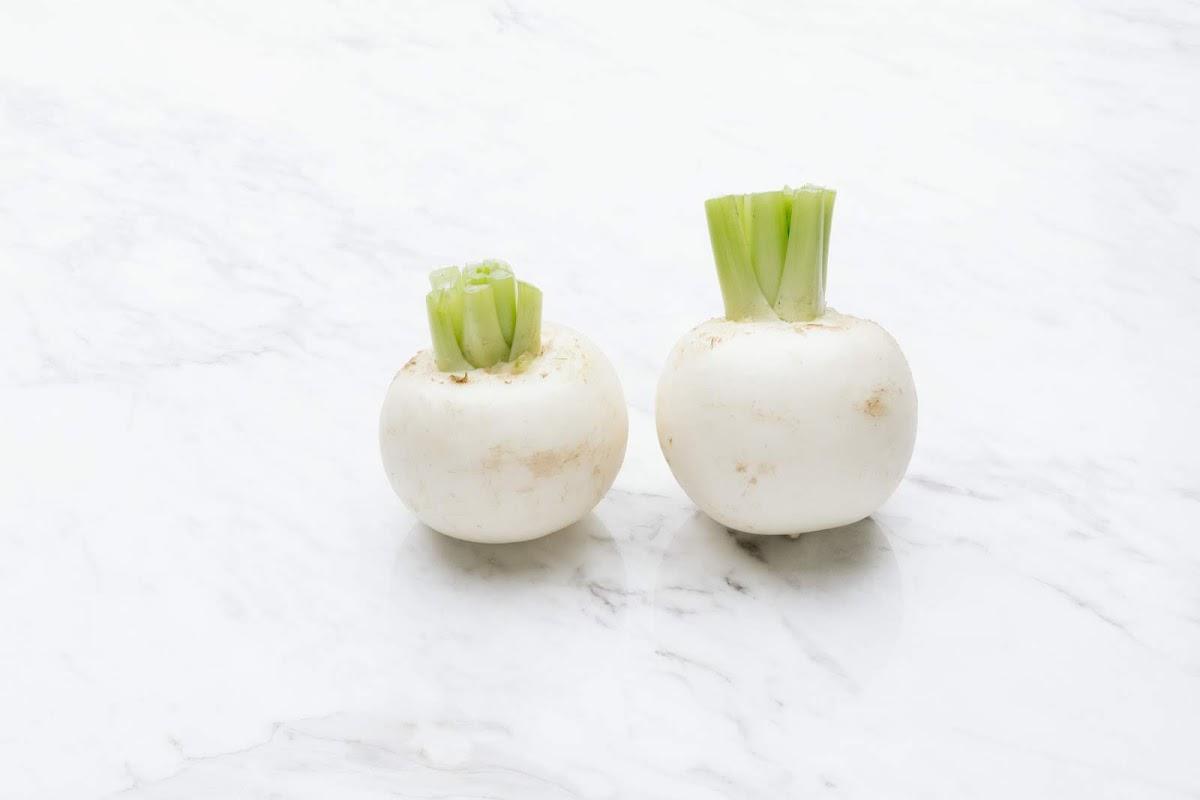 焼きカブのじゃこソース(ノンストップで笠原将弘が紹介)のレシピ