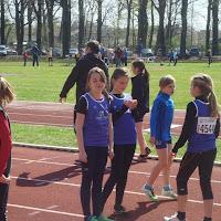 20/04/13 Lanaken Beker van Vlaanderen Pup/Min Meisjes