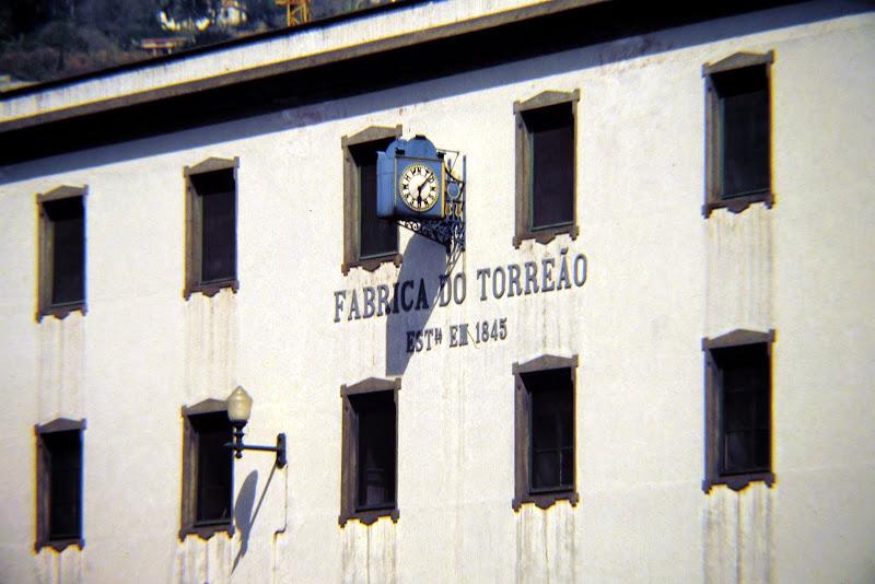 historic photo: Fábrica do Torreão