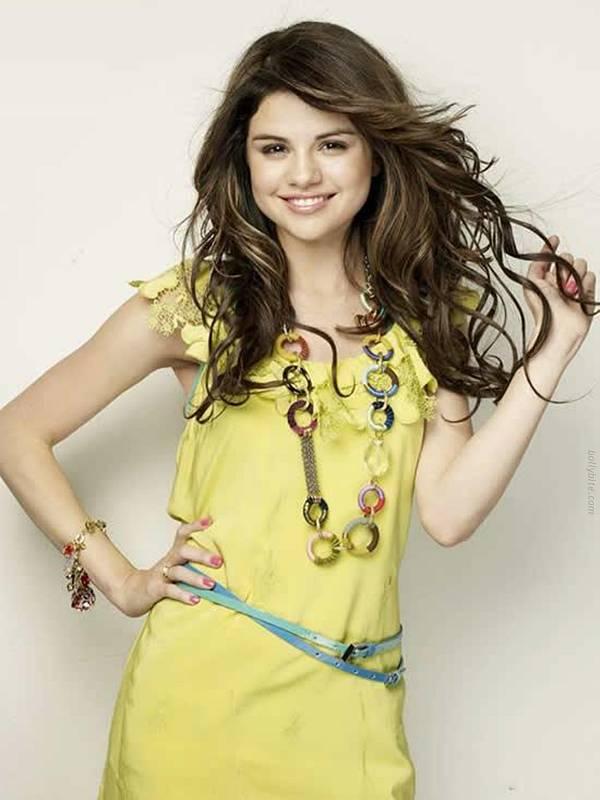 Pretty Cute  Selena Gomez  Cliff Watts Photoshoot