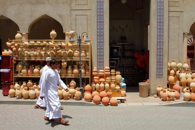 A moment at Nizwa Souk, Oman