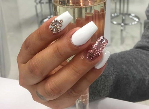 The Best Acrylic Nail Design Art For 2018 Fashonails