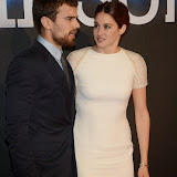 OIC - ENTSIMAGES.COM - Theo James and Shailene Woodley at the Divergent Series: Insurgent - world film premiere in London 11th March 2015  Photo Mobis Photos/OIC 0203 174 1069