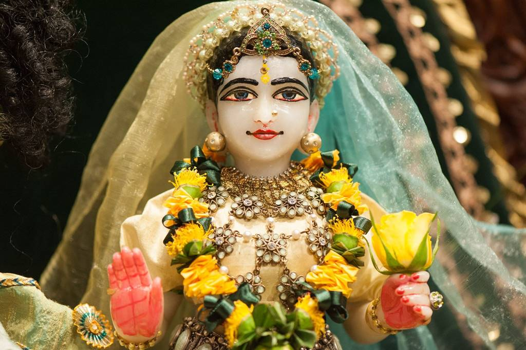ISKCON Goloka Dhama, Germany Deity Darshan 31 Jan 2016 (3)