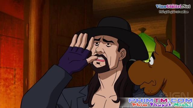 Xem Phim Scooby Doo: Lời Nguyền Ma Tốc Độ - Scooby-doo! And Wwe: Curse Of The Speed Demon - phimtm.com - Ảnh 1