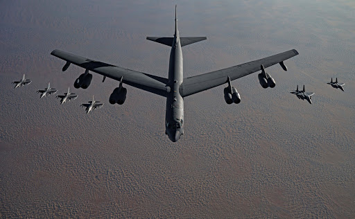 Bomber B-52 Amerika Serikat