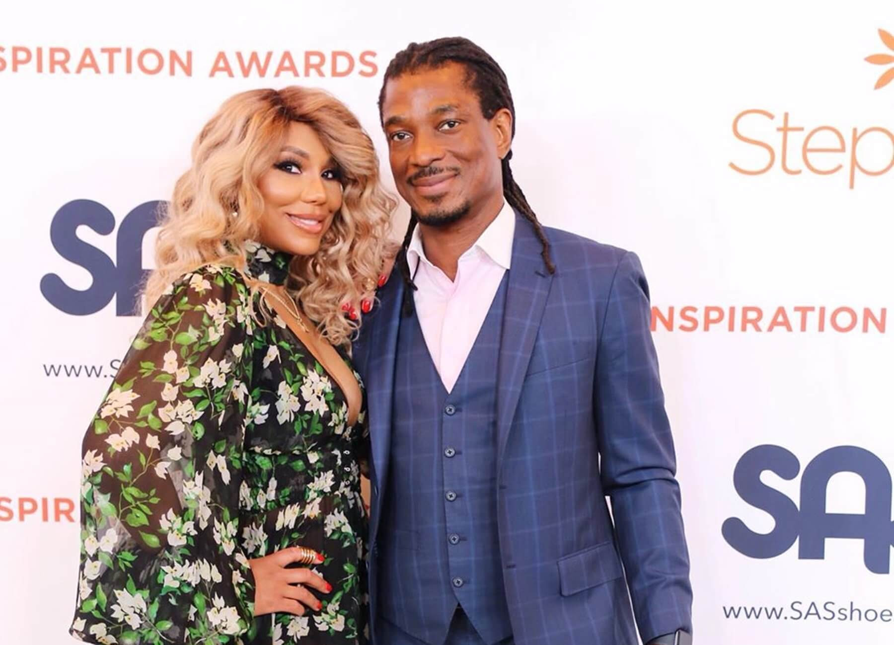 Tamar Braxton's ex-boyfriend David Adefeso files cease and desist after she accuses him of cheating on her