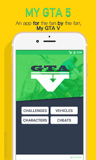 MY GTA V - Guide app for GTA 5